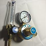 アルゴン ガス メーター 用 圧力 調整 器 Ar 流量 計 TIG 溶接 機 レギュレター (単品) …