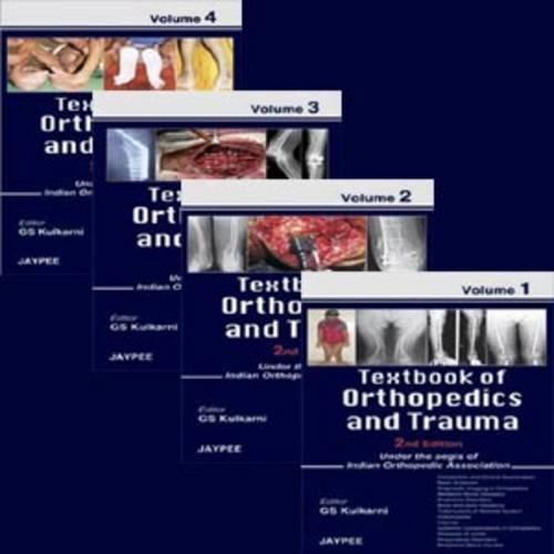 Textbook of Orthopaedics and Trauma