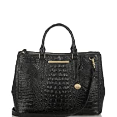 Lincoln Satchel<br>Black Melbourne