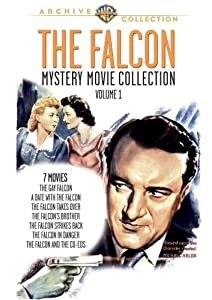 Falcon Mystery Movie Collection 1 [Import USA Zone 1]