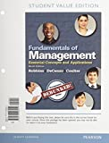 img - for Fundamentals of Management: Essential Concepts and Applications, Student Value Edition Plus 2014 MyManagementLab with Pearson eText -- Access Card Package (9th Edition) book / textbook / text book