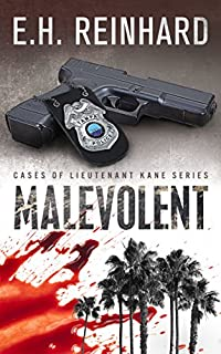 Malevolent by E.H. Reinhard ebook deal
