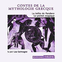 La boîte de Pandore | Livre audio Auteur(s) : Nathaniel Hawthorne Narrateur(s) : Lou Saintagne