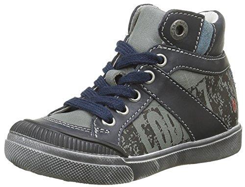 GBBNestor - Sneaker Bambino , Grigio (Gris (41 Ctv Gris/Bleu Dpf/2727)), 34