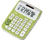 Casio MS 6 NC Calculatrice avec 8 chi...