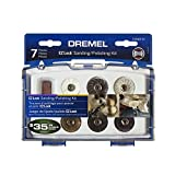 Dremel EZ684-01 EZ Lock Sanding And Polishing Kit (Tamaño: Pack of 1)