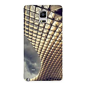 Impressive Universal Art Back Case Cover for Galaxy Note 4