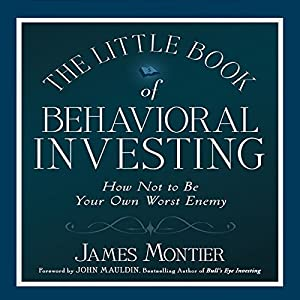 The Little Book of Behavioral Investing Audiobook