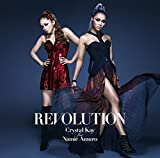 REVOLUTION (PKCZ(R) Remix feat. SWAY)-Crystal Kay feat. 安室奈美恵