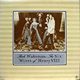 Rick Wakeman - The Six Wives Of Henry VIII - A&M Records - SP-4361