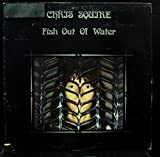 CHRIS SQUIRE FISH OUT OF WATER vinyl record