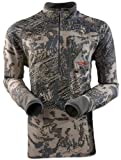 Sitka Gear Men's Traverse Zip-T Insulated Shirt, Optifade Open Country, X-Large