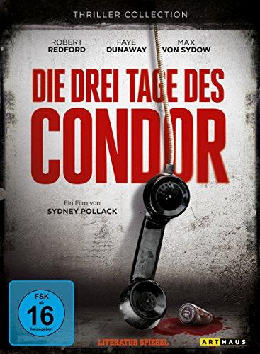 Die 3 Tage des Condor - Thriller Collection