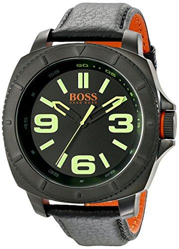 HUGO BOSS Orange Men's 1513163 Sao Paulo Analog Display Black Watch
