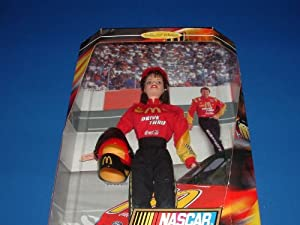 NASCAR OFFICIAL Elliot #94, 1999 Barbie Doll McDonalds. Collector's Edition