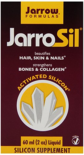 Jarrow Formulas Jarrosil, Activated Silicon, 4 Mg/10 Drops, 60 Ml