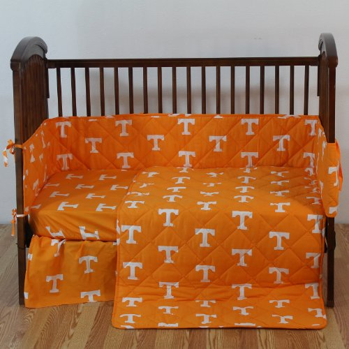 College Covers Tennessee Volunteers 5 piece Baby Crib Set