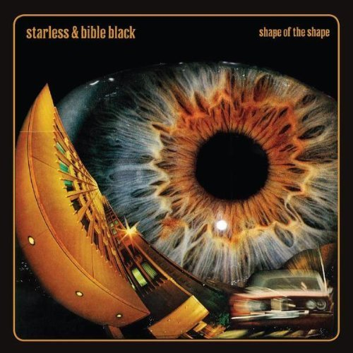 Shape of the shape by Starless & bible black
