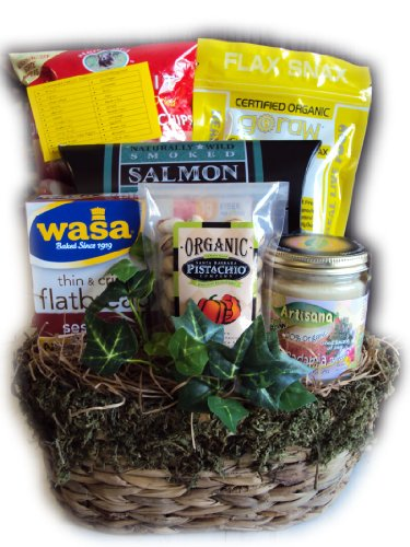 Father's Day Healthy Diabetic Gift Basket