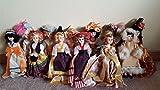 12 Beautiful Dolls Of the World Arco Atlantic Richfield Vintage Complete Series Original Box