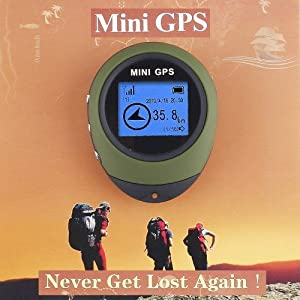 Buy Docooler Mini Handheld GPS Navigation For Outdoor Sport Travel by TOMTOP