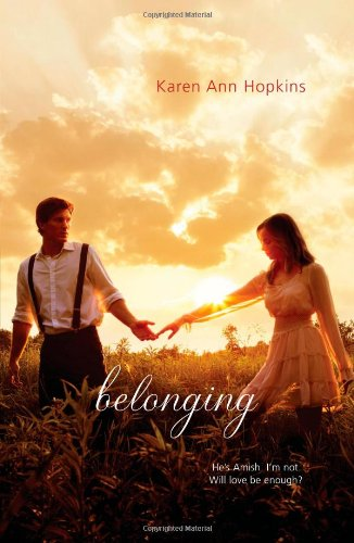Cover of Belonging (A Temptation Novel)
