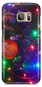 Samsung Galaxy S7 Edge Back Cover by Vcrome,Premium Quality Designer Printed Lightweight Slim Fit Matte Finish Hard Case Back Cover for Samsung Galaxy S7 Edge