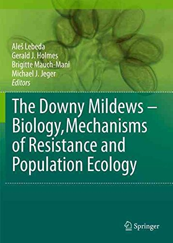 the-downy-mildews-biology-mechanisms-of-resistance-and-population-ecology-edited-by-ales-lebeda-publ