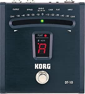 ◎KORG DT-10 BR デジタルチューナー
