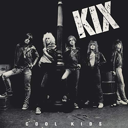 CD : Kix - Cool Kids (Holland - Import)