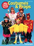 img - for Nifty, Thrifty, No-Sew Costumes and Props book / textbook / text book