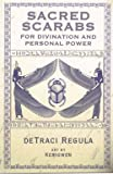 img - for Sacred Scarabs for Divination and Personal Power (BOOK ONLY) book / textbook / text book
