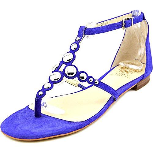 vince-camuto-valia-femmes-us-85-bleu-tongs