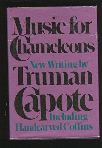 Music for Chameleons, Truman Capote