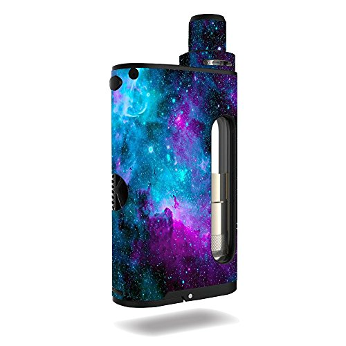Kangertech CUPTI Vape E-Cig Mod Box Vinyl DECAL STICKER Skin Wrap / Nebula Galaxy Space Design Pattern Print (Electronic Cigarette Skin compare prices)