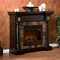 SEI Carrington Convertible Electric Fire...