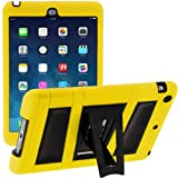 i-Blason ArmorBox Convertible KickStand Case with Screen Protector for iPad Air