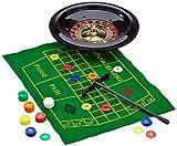Noris-Spiele-606104613-Roulette-Deluxe-Set