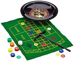 Noris Spiele 606104613 - Roulette - Deluxe Set