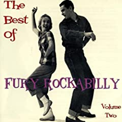 The Best Of Fury Rockabilly Vol. 2