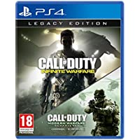 Call of Duty Infinite Warfare Legacy Edition for Playstation 4