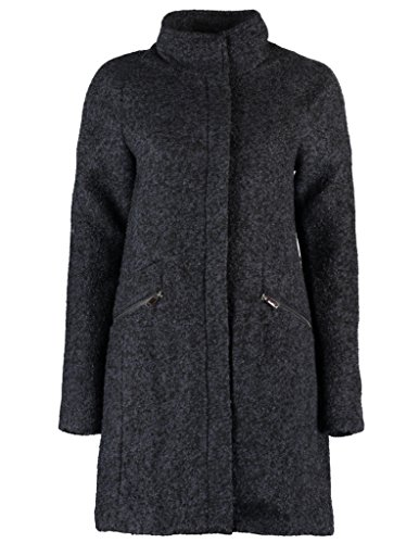 Vero Moda - VMCIRI cappotto di inverno delle donne di lana 3/4, Blu, S 38