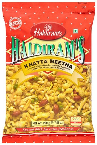 Haldiram's Khatta Meetha, 200g For Rs. 40