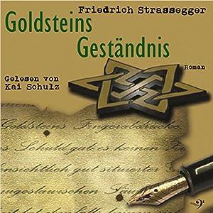 Goldsteins Geständnis Hörbuch