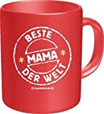 Ideen für Muttertag Geschenke Witzige Muttertagsgeschenke - Witziger Becher - Beste Mama der Welt