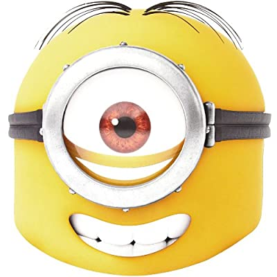 Mask-Arade Men's Despicable Me Minion Mask - Stuart