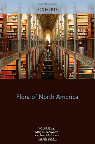 Flora of North America: Volume 24: Magnoliophyta: Commelinidae (in part): Poaceae, part 1:North of Mexico