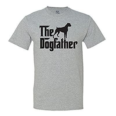 The Dogfather BOXER DOG Men's T-Shirt