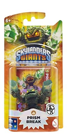 Figura Skylanders Light Core Prism Break
