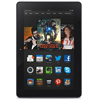 "Certified Refurbished Kindle Fire HDX 8.9"", HDX Display"
